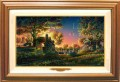"""Linen > Unsigned > Master Classic > Framed > 29.25""""×19.75"""""""