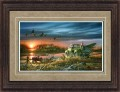 "Paper > Signed > Artist Proof > Framed > Rustic > Rye/Black Spruce > 42""×28"""
