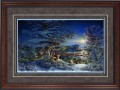 """Paper > Signed > Limited > Framed > Cherry > Shadow/Indigo > 42""""×28"""""""