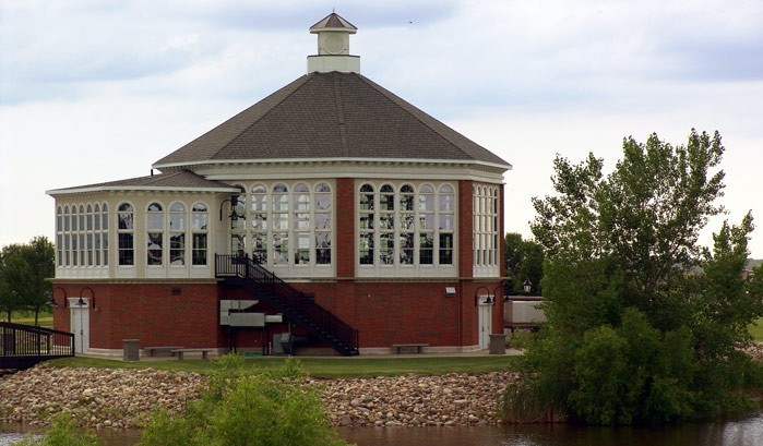 The Pavilion at the Redlin Art Center