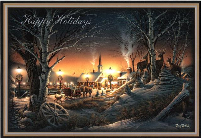 images - Deluxe Christmas Cards